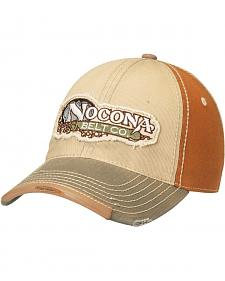 Nocona Logo Patch Cap