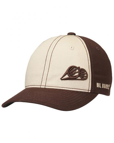 Double Barrel Logo Embroidered Cap