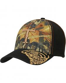 Twister Logo Embroidered Camo Cap