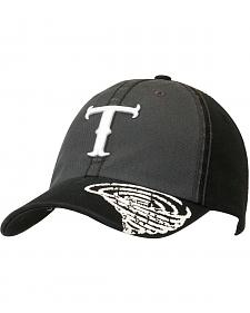 Twister Logo Embroidered Grey & Black Cap
