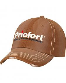 Priefert Distressed Bill Cap