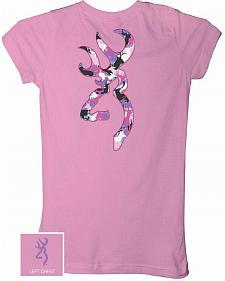Browning  Whitetail Camo Fitted Tee