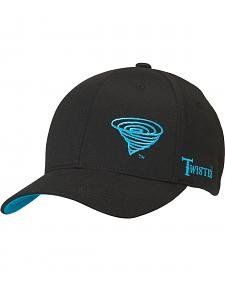 Twister Blue Logo Embroidered Cap