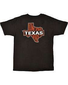 Duck Co. Men's Texas Lone Star State T-Shirt