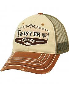 Twister Logo Patch Cap