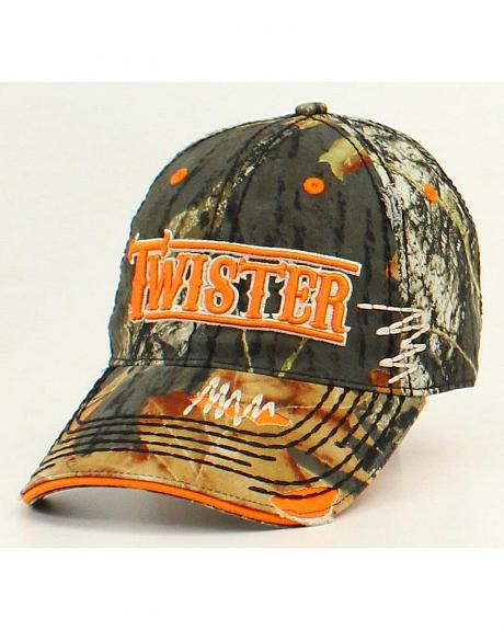 Twister Heavy Stitched Cap