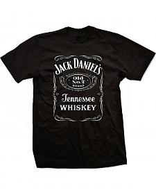 Jack Daniel's Men's Black Label T-shirt