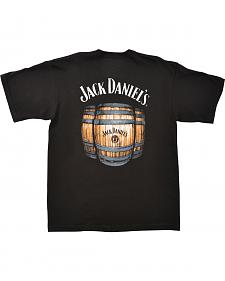 Jack Daniel's Men's Barrels T-Shirt