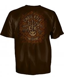 "Chris Kyle ""Overseer"" Brown T-Shirt"