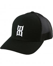 Bex Black Steel Cap