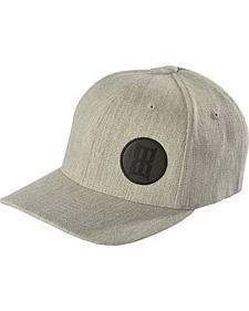 Bex Heather Grey Logo Cap - Small and Medium