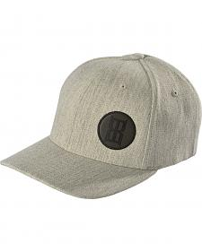 Bex Heather Grey Logo Cap - Large and Extra Large