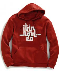 Tin Haul Men's Abstract Logo Pullover Hoodie