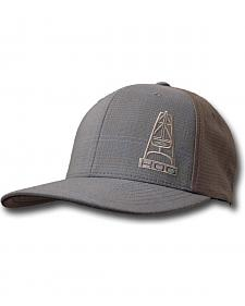 "HOOey Men's Hog ""The Oiler"" Trucker Cap"