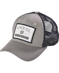 Cinch Men's Classic Denim Snapback Cap