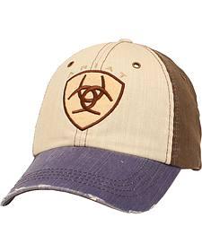 Ariat Men's Patch Multicolored Cap