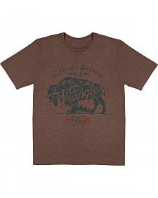 Wrangler Men's Buffalo Spirit T-Shirt