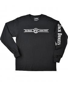 Jack Daniel's Men's Lynchburg, TN Long Sleeve T-Shirt