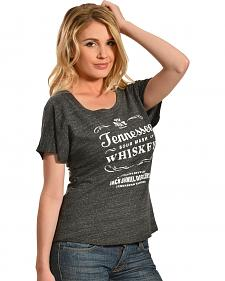 Jack Daniel's Women's Tennessee Whiskey Short Sleeve T-Shirt