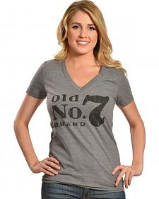 Jack Daniel's Women's Old No. 7 Short Sleeve T-Shirt