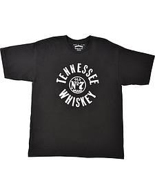 Jack Daniel's Men's Tennesee Whiskey Short Sleeve T-Shirt