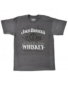 Jack Daniel's Men's Corn Mash Short Sleeve T-Shirt