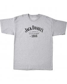 Jack Daniel's Men's 1866 Short Sleeve T-Shirt