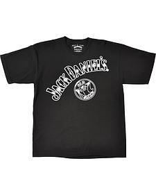 Jack Daniel's Men's Angled Old No.7 T-Shirt