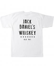 Jack Daniel's Men's Vintage Whiskey Short Sleeve T-Shirt