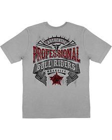 Wrangler Men's PBR Short Sleeve T-Shirt