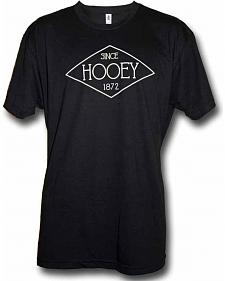 HOOey Men's Black 1872 Logo T-Shirt