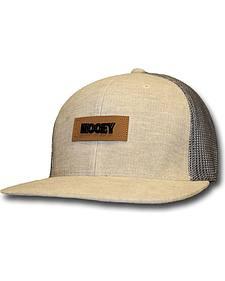 Hooey Men's Tan/Grey Trucker Hat