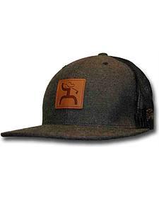 Hooey Men's Golf Tee Snapback Trucker Hat