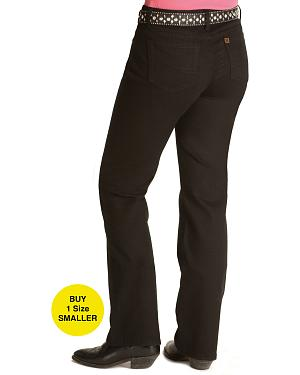 "Wrangler Jeans - Aura Stretch - Regular Rise - 30"", 32"", 34"""