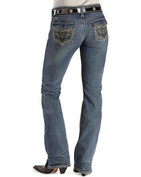 Ariat Denim Jeans - Ruby Firefly Slim Fit - 33