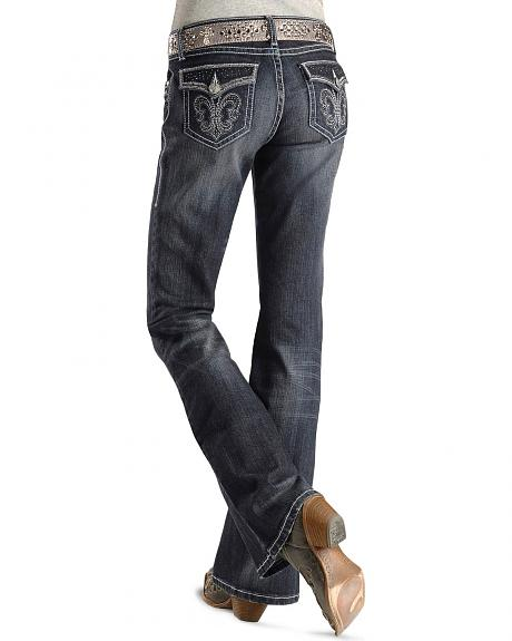 Wrangler Rock 47 - Moonlit Night Slim Fit - 34