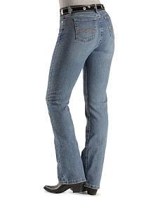 """Wrangler Jeans - As Real As Wrangler Whisper Classic Fit - 30"""" - 34"""""""