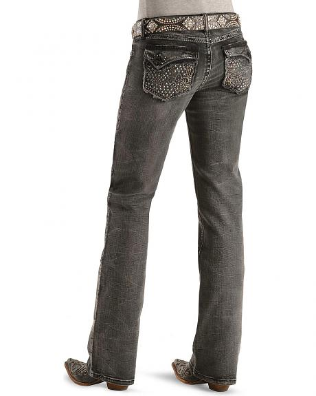 Wrangler Rock 47 Ladies' Black Hills Jean - 34