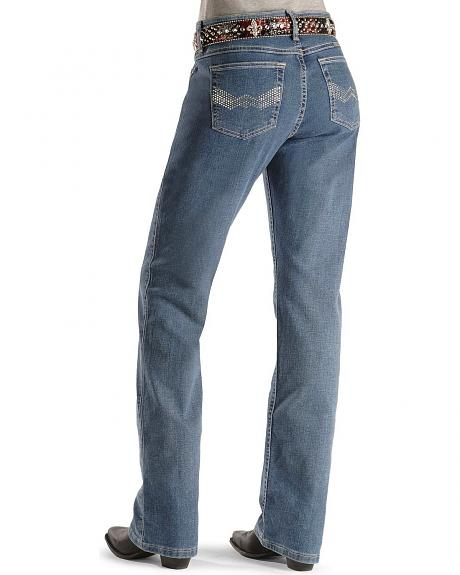 Wrangler Jeans - Q-Baby Ultimate Riding Day Dreamer - 34