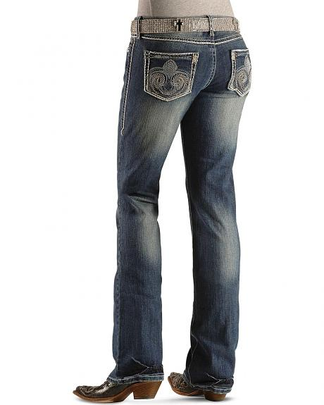 Wrangler Rock 47 Ladies' Alder Creek Jeans - 34