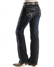 "Wrangler Jeans - Shiloh Rodeo Sparkle Ultimate Riding Jeans - 30""-38"""
