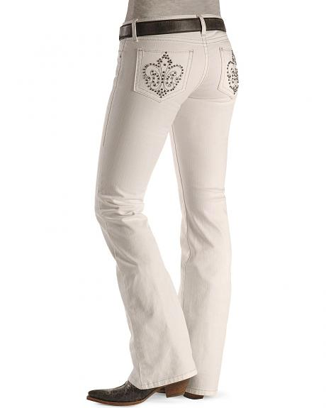 Wrangler Rock 47 White Lightning Jeans - 32