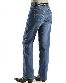 Wrangler Jeans - As Real As Wrangler Straight Leg Relaxed Fit