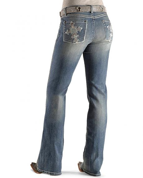 Wrangler Jeans - Rock 47 Chicks Low Rise - 32