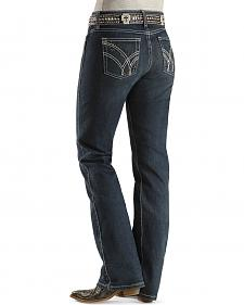 "Wrangler Jeans - Q-Baby Ultimate Riding - 32"" & 34"""