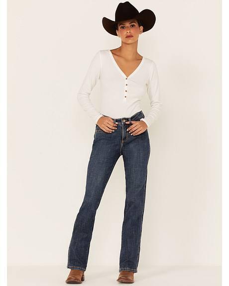 Wrangler Jeans - Aura Instantly Slimming Jeans