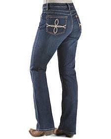 Wrangler Aura Booty Up Jeans