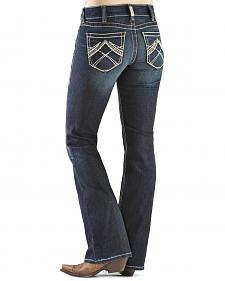 Ariat Real Denim Whipstitched Jeans