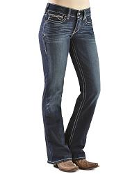 Ariat Real Denim Whipstitched Jeans at Sheplers