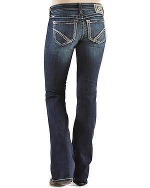Ariat Ruby Frayed Edge Loveless Jeans